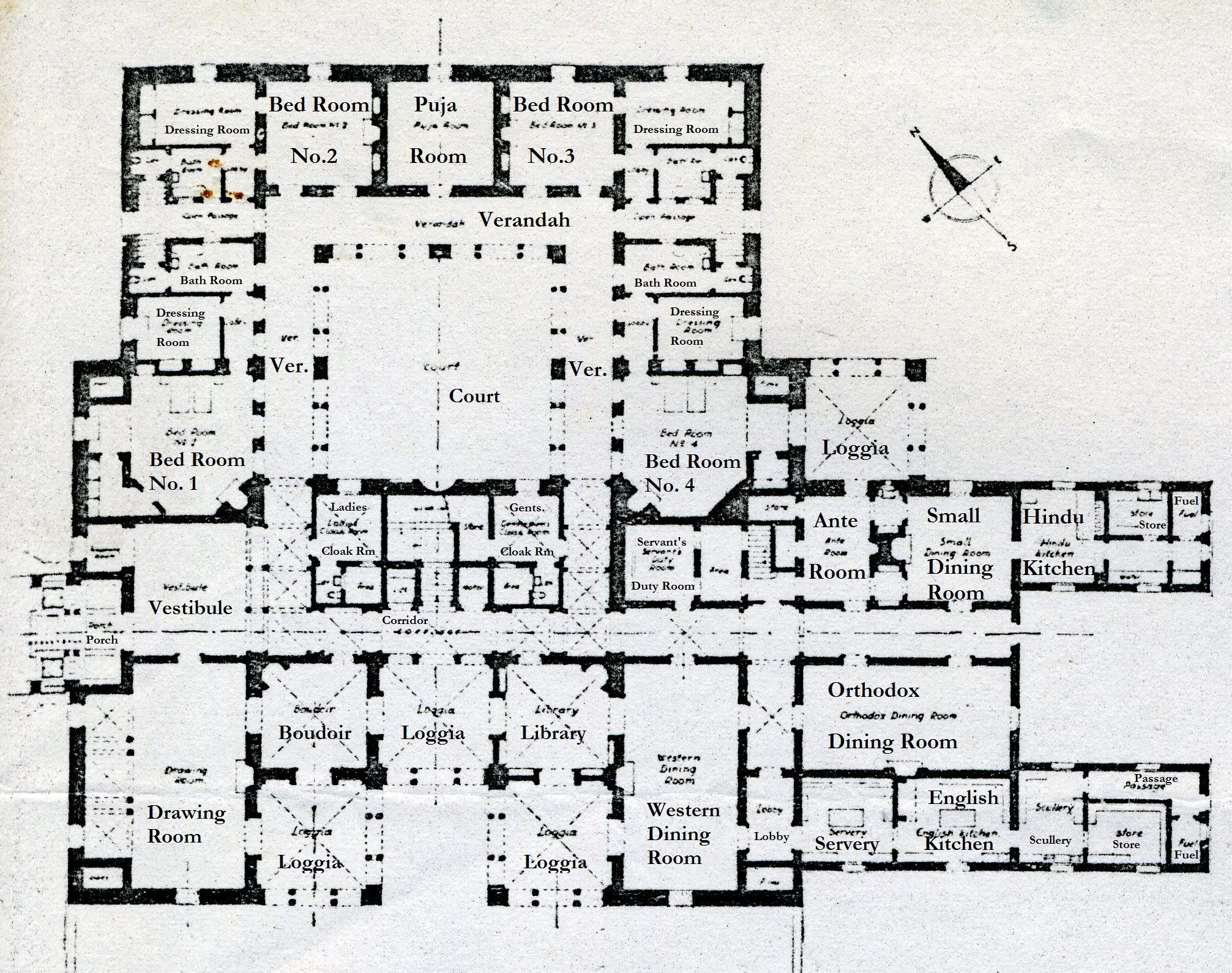 Download Fine Courtyard House Plans With Center Courtyard Cottage ...
