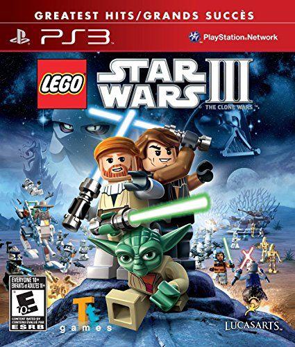 Lego Star Wars Iii The Clone Wars Playstation 3 Lucasarts Https Www Amazon Com Dp B0037uct7c Ref Cm Star Wars Wallpaper Lego Star Wars Star Wars Clone Wars
