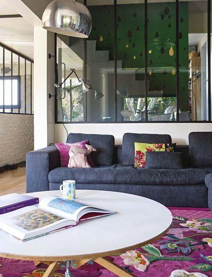 Deco De Salon Plus De 50 Photos Pour Mettre L Ambiance Decoration Maison Deco Meuble