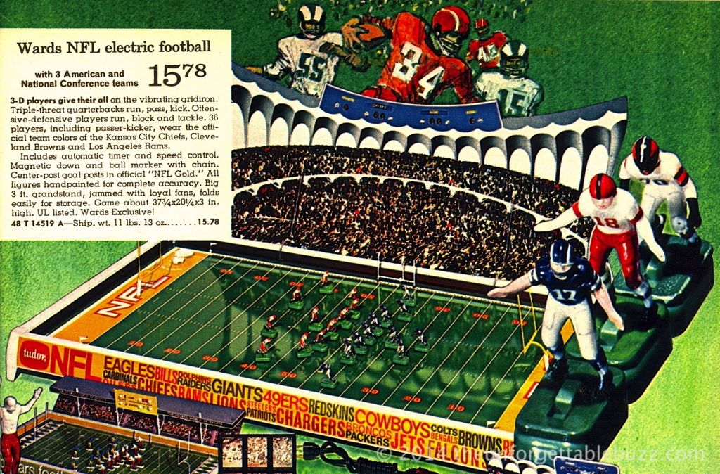 Electric football game top 20 countdown no 15