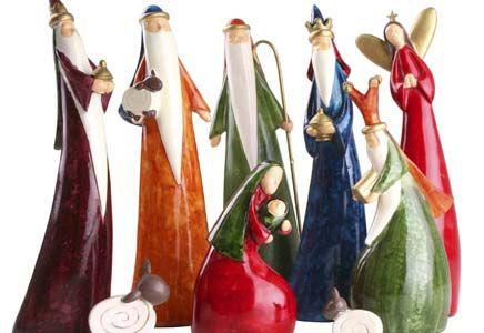Imagem de http://www.vermaisdesign.com.br/wp-content/uploads/2012/12/presepio-ceramica-camicado.jpg.
