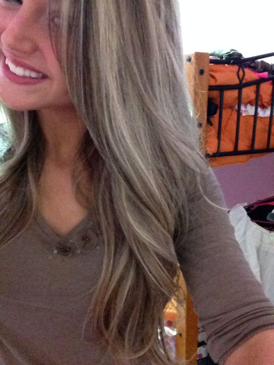 Blonde Highlights And Brown Lowlights With Images Hair