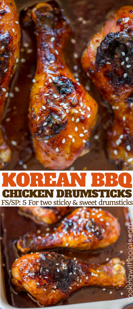 Baked Chicken Recipes Drumsticks Brown Sugar