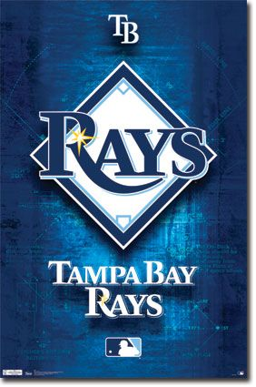 Tampa Bay Rays Logo Mlb Sports Hardboards Wall Decor Pictures Frames And More Winnipeg Manitoba Rays Logo Tampa Bay Rays Baseball Tampa Bay Rays