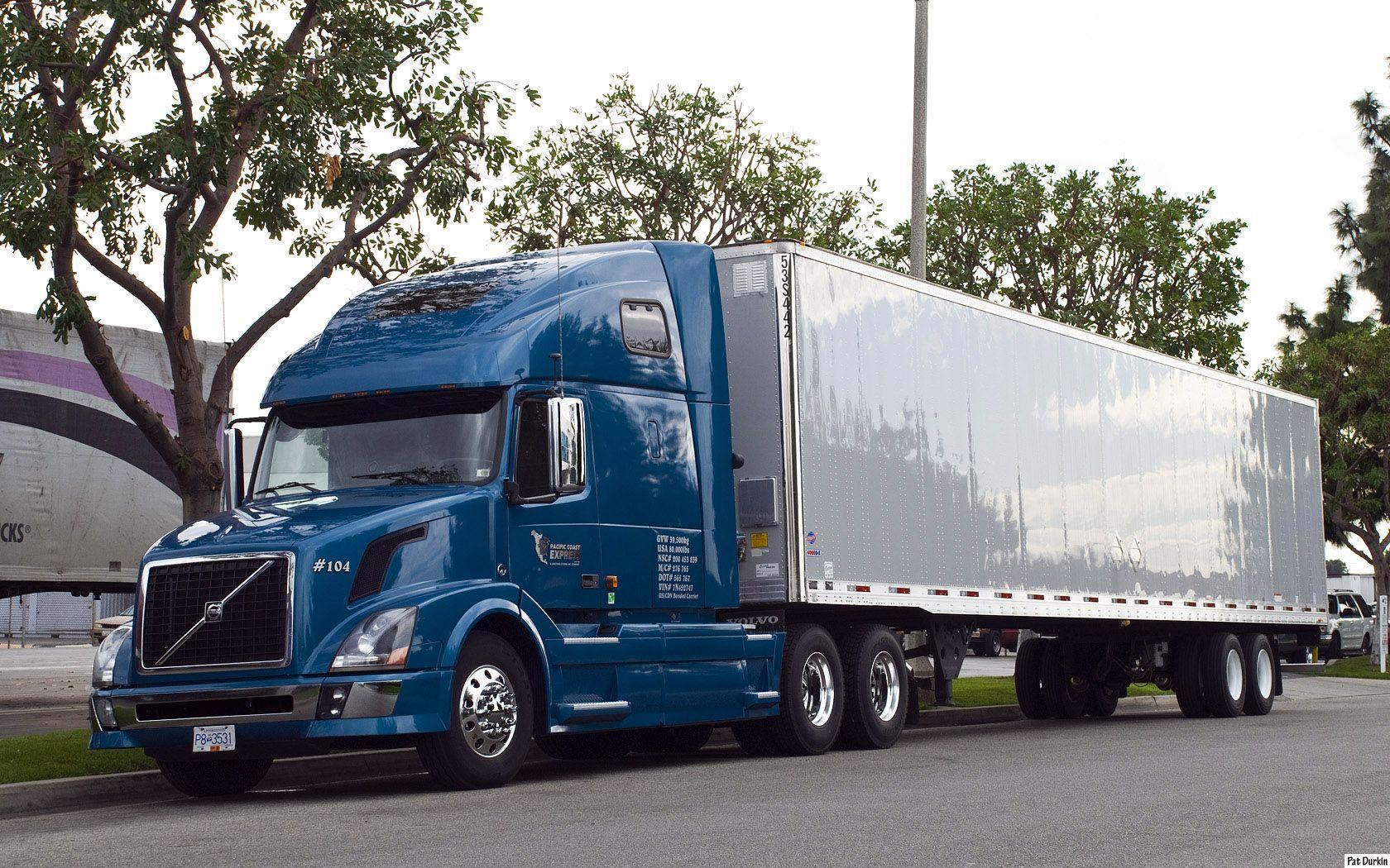 грузовики вольво американцы