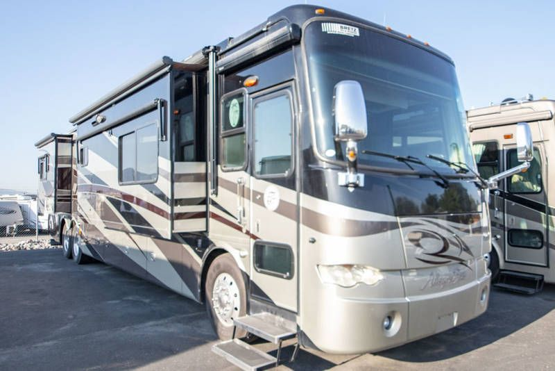 2011 Allegro Bus Tiffin 43QRP for sale - Missoula, MT | RVT