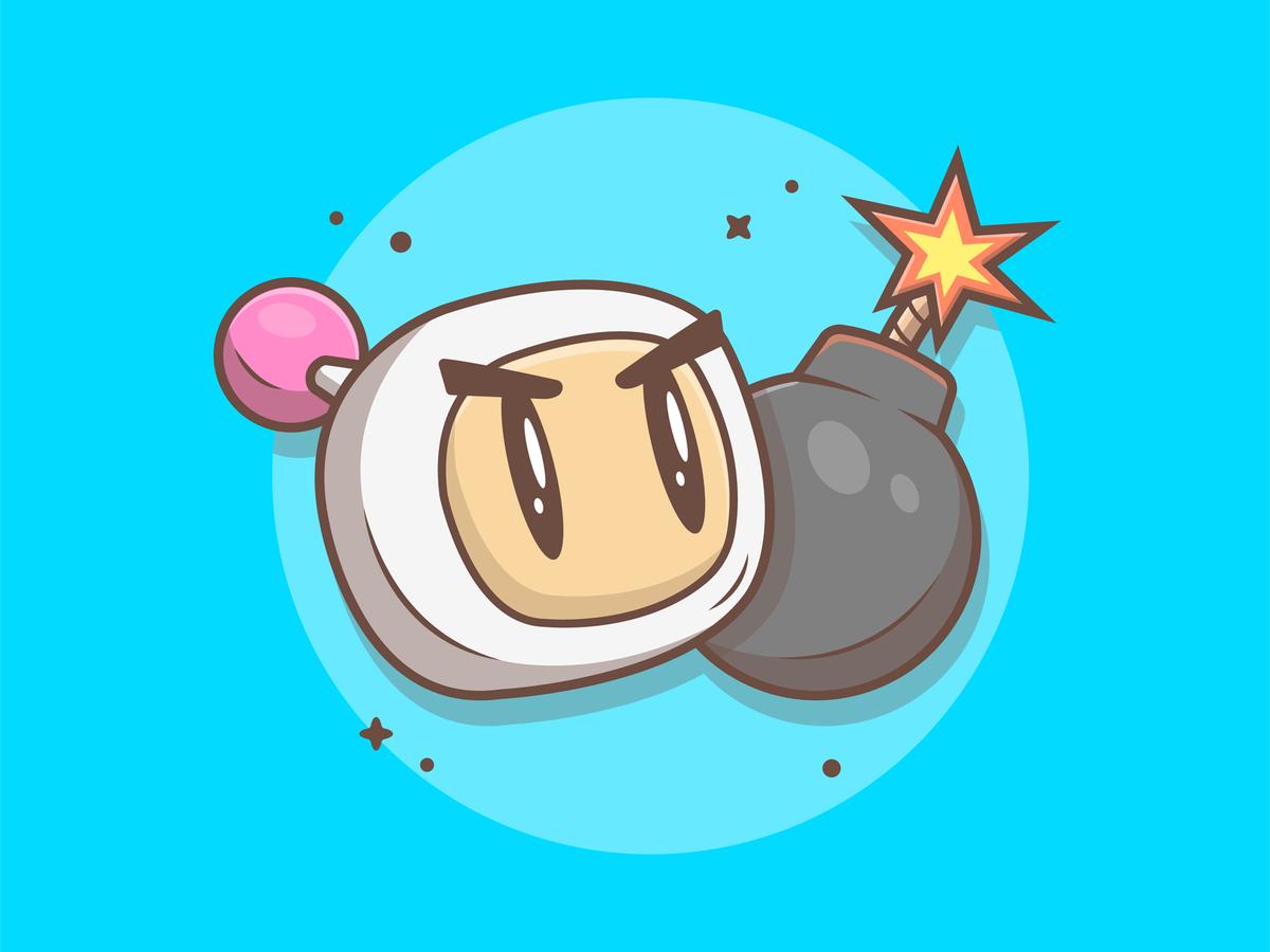 Ps4 Controller Bomberman Art Bomberman Nerd Games