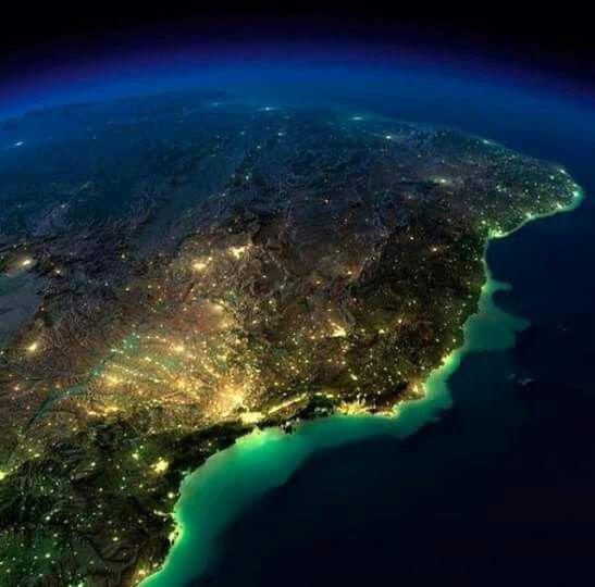 Brasil a noite