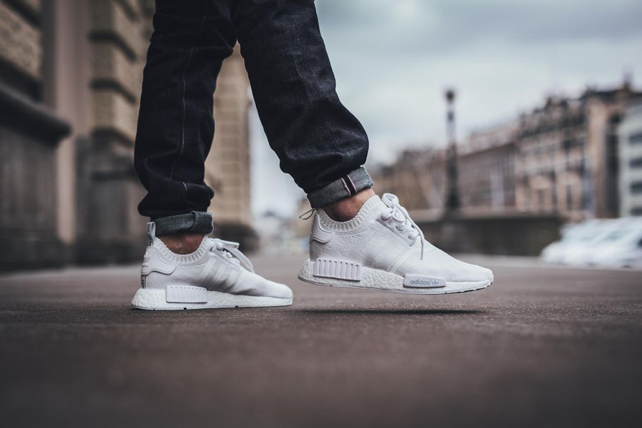 adidas boost nmd white