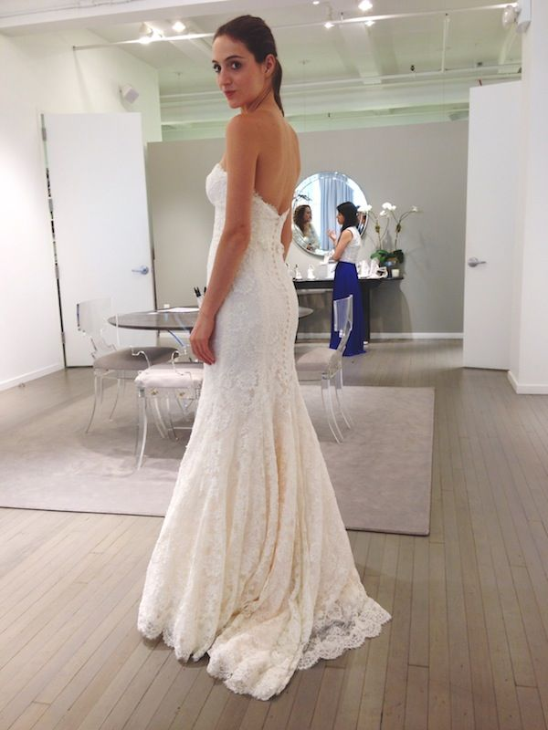 51 knottybride Monique Lhuillier Bliss 2014 affordable wedding ...