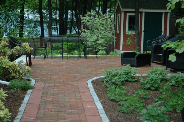Understand Patio Material Costs By Thinking About The Pros And Cons. The  Cost Of A Brick Patio.