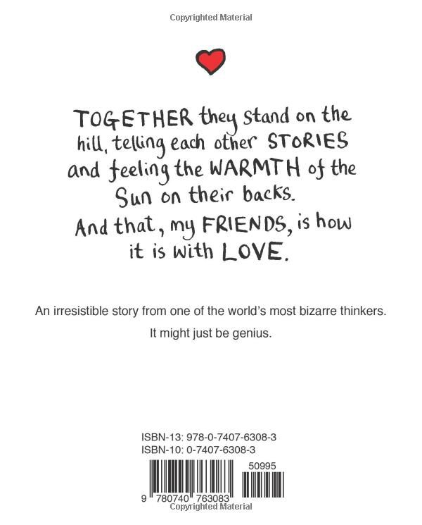 A Lovely Love Story By Edward Monkton Inky Thoughts Pinterest