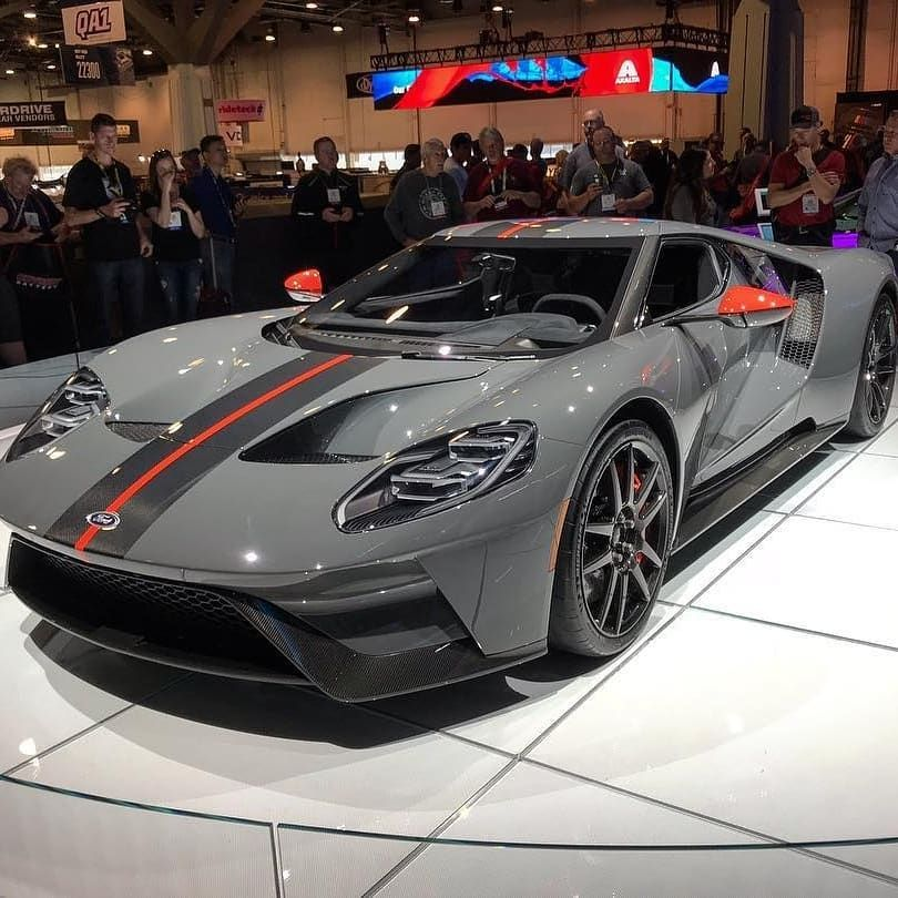 Everyday Racer On Instagram Introducing The Ford Gt Carbon