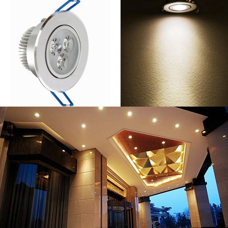 3w Led Recessed Ceiling Downlight Recessed Ceiling Lights Recessed Ceiling Spotlight Lamp Ceiling