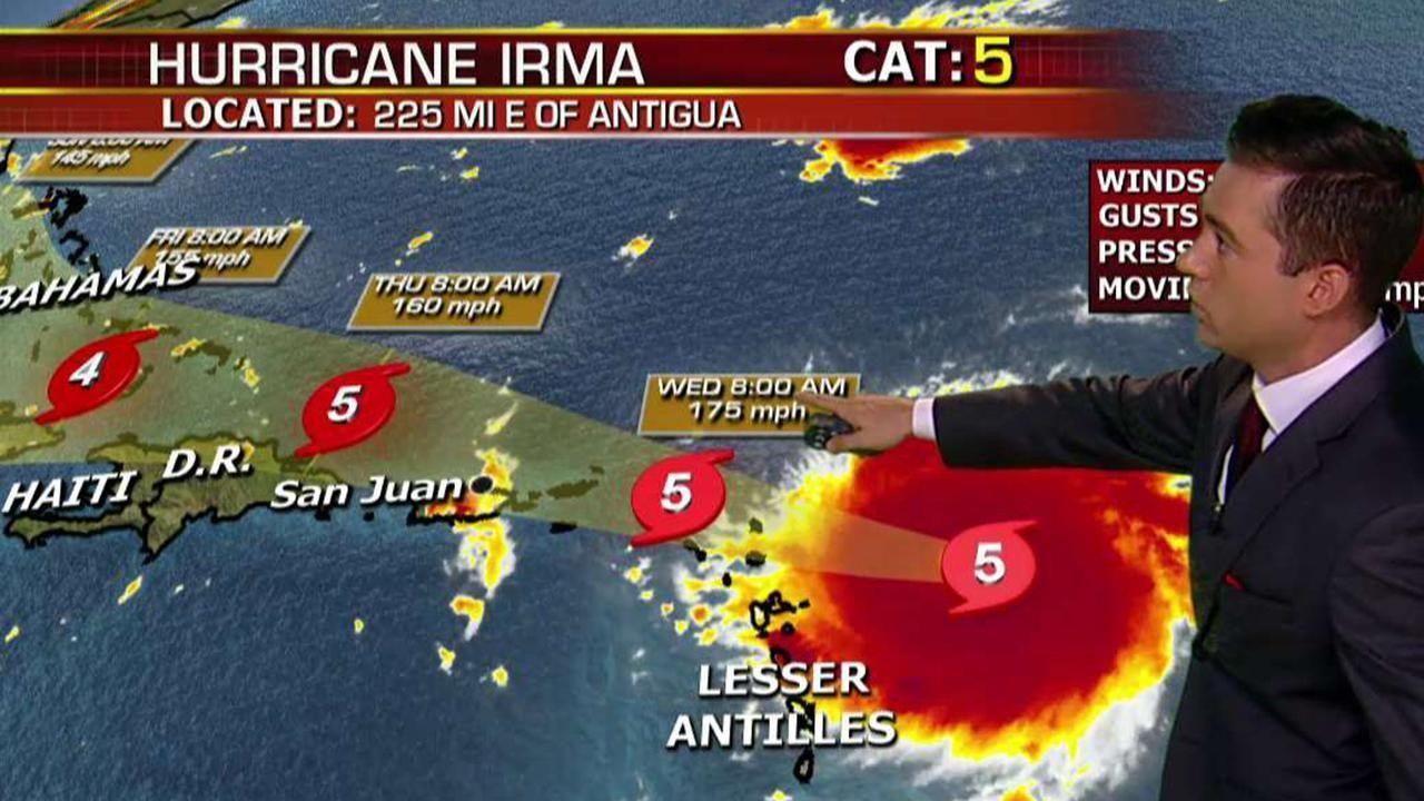 Hurricane Irma Extremely Dangerous Category 5 Storm Evacuations Ordered For Florida Keys Category 5 Florida Keys Todays Weather