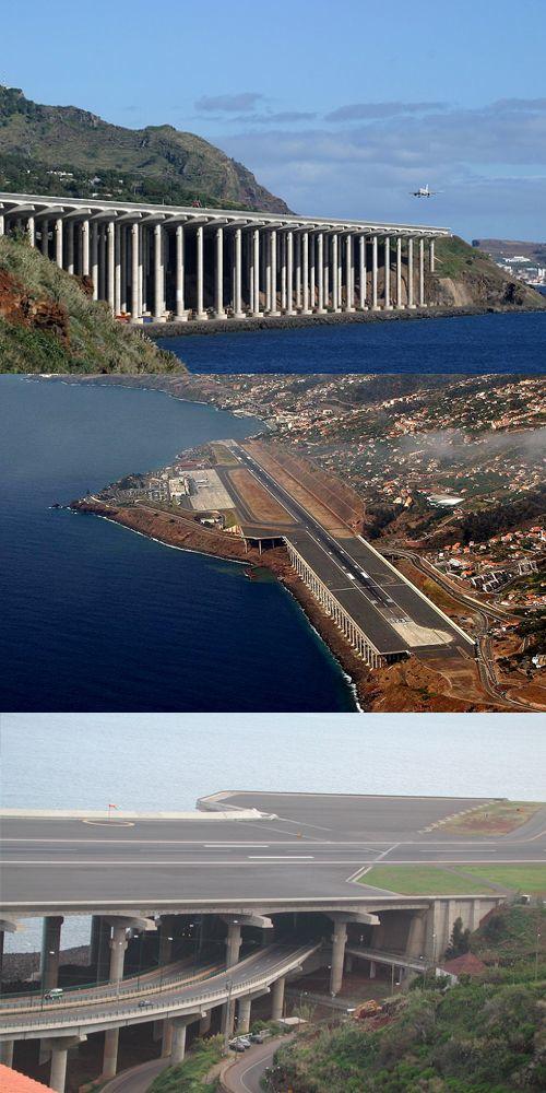 Madeira Airport In Santa Cruz Portugal Http Directrooms Com