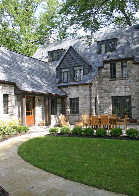 Home Ideas Exterior Homes And House Beautiful: 19 Beautiful Stone Houses Exterior Design Ideas