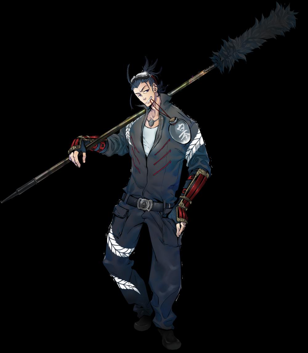 Nihongou Touken ranbu, Touken ranbu characters, Anime