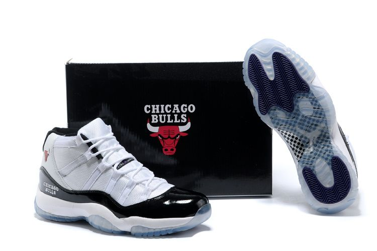 Nike Air Jordan 11 XI Chicago Bulls Mens Shoes 2013 White Black [Womens Nike  Free Run 3 - : Stumbled on this website for price Nike Air Jordan!