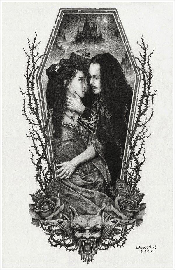 Bram Stoker's Dracula by Derek-Castro.deviantart.com on @DeviantArt