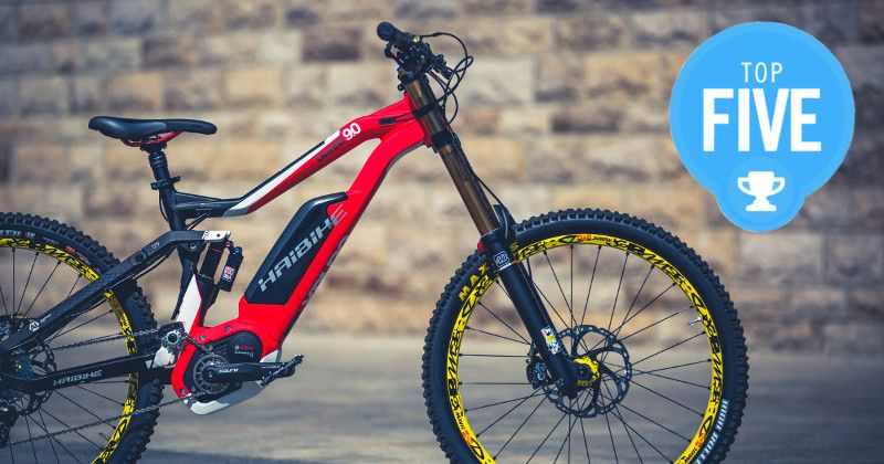 Top 5 Best Looking 2017 Bosch Electric Mountain Bikes Electric
