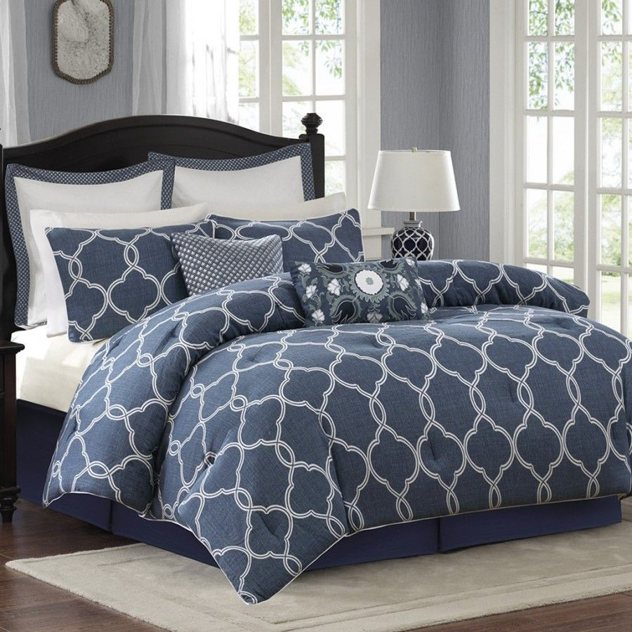 comforter cotton zi dillards cremieux p denim comforters