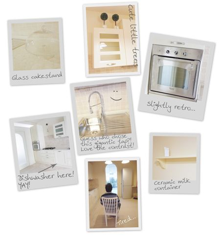 OUR NEW KITCHEN sneak peek / details