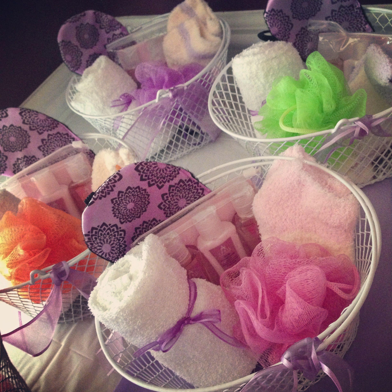 Teen spa birthday party ideas