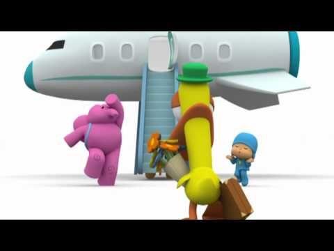 ▶ FOR FUN !!! Mundo Pocoyó (incluye Let's Go Pocoyo!) - Episodio 7 - YouTube