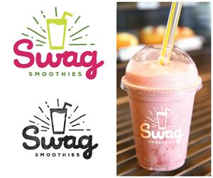 22 Modern Logo Designs Resep minuman, Makanan, Minuman