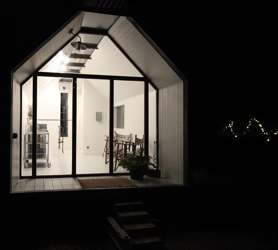 Shepherd Hut Floor Plans: Contemporary Shepherds Huts