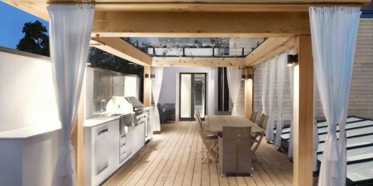 Attractive #Gartenterrasse Kleine Terrassen Schmücken Sehr Originelle Ideen #home  #dekor #art #decoration