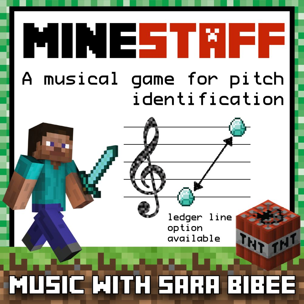 A Fun Game To Review The Pitches Of The Treble Clef Staff Elementary Music Education Music Education Music Education Classroom