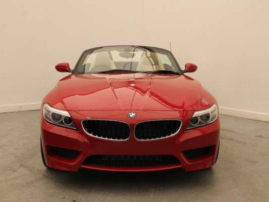 Brand New to 2014 the BMW Z4 Red 18i sDrive 2 door | Bmw ...