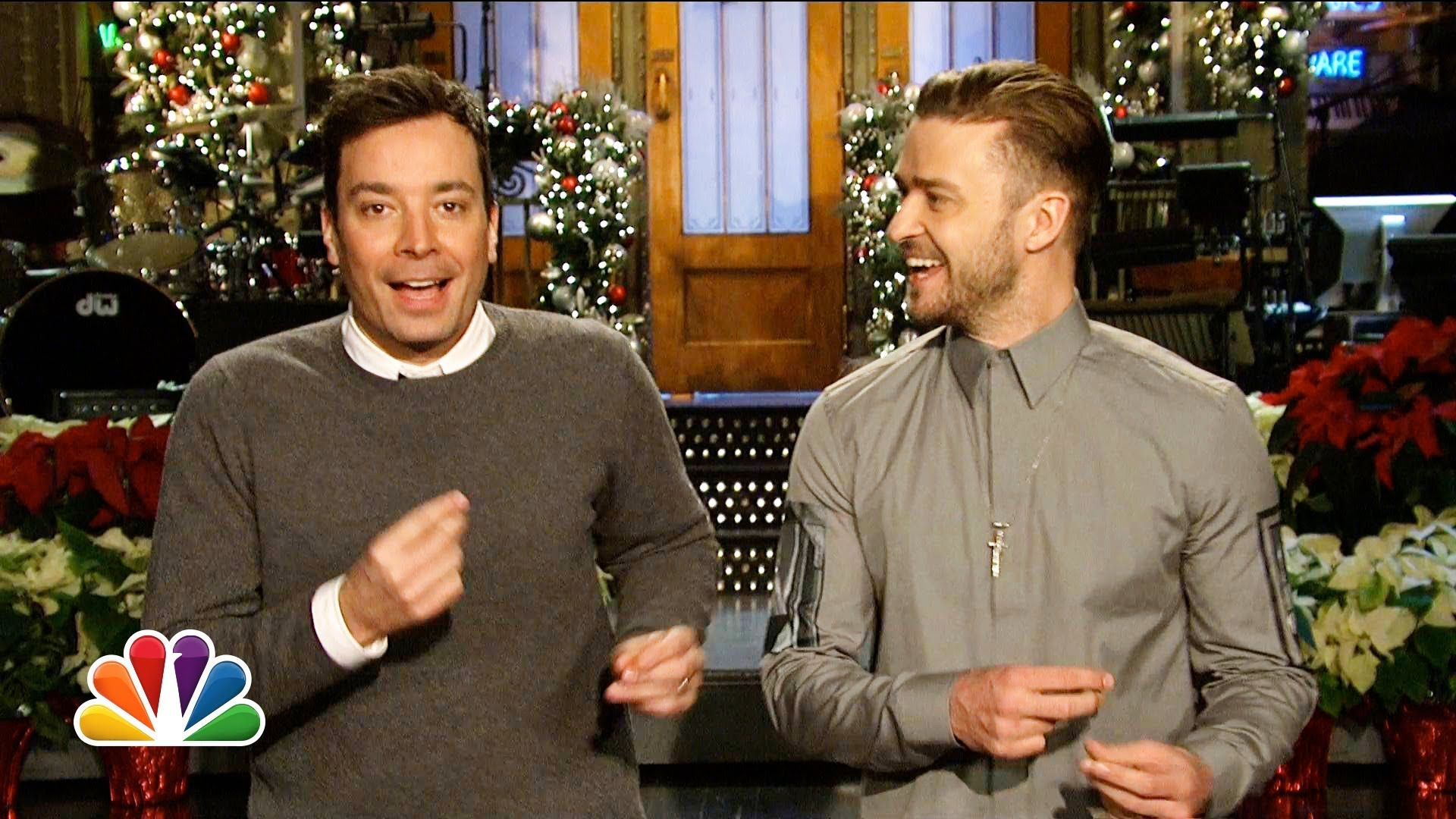 SNL Promo: Jimmy Fallon and Justin Timberlake. Jimmy and JT are on ...