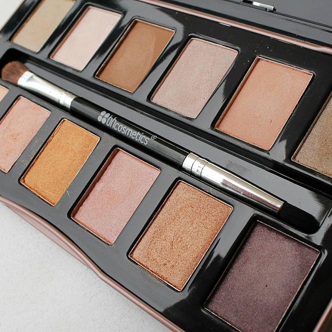 eyeshadow palette by bh cosmetics rose