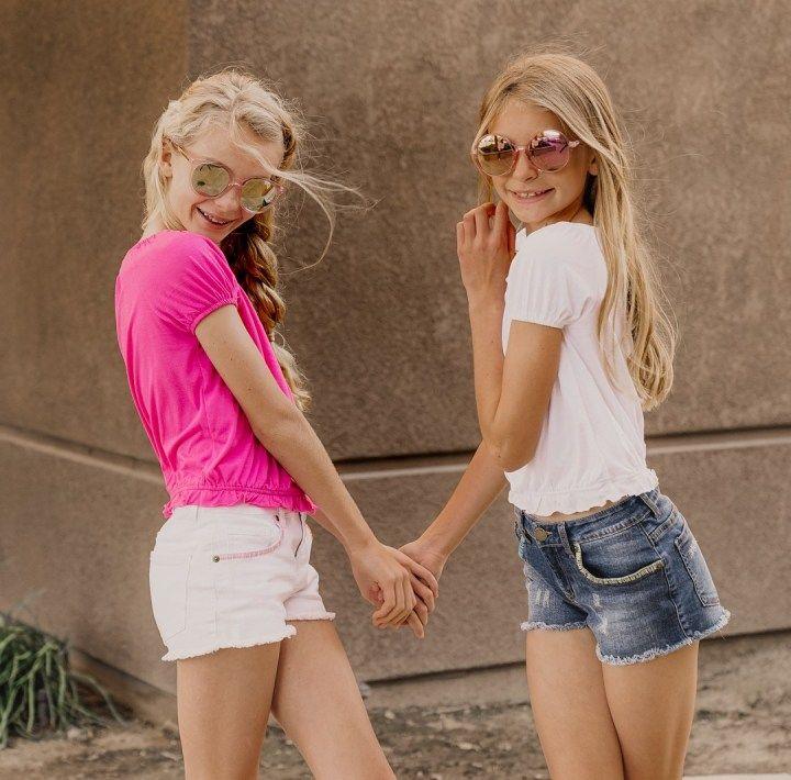 cheerful-teen-girls