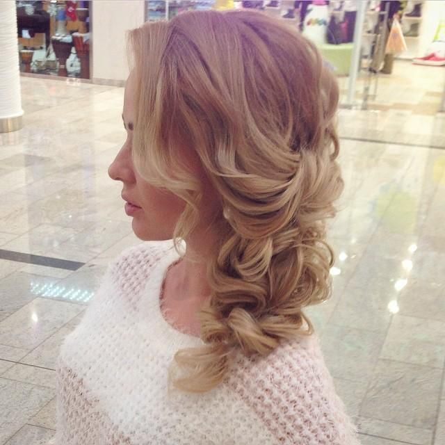 14 Romantic Valentines Day Hairstyles for Your Valentines Date