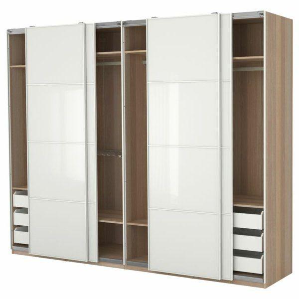 pax kleiderschrank schaffen sie leicht ordnung in ihrem schrank home pinterest. Black Bedroom Furniture Sets. Home Design Ideas