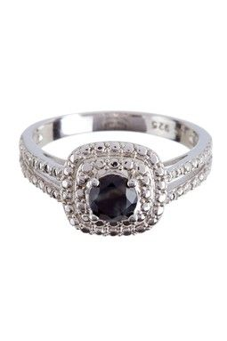 Spinel Art Deco Cocktail Ring - 1.50 ctw