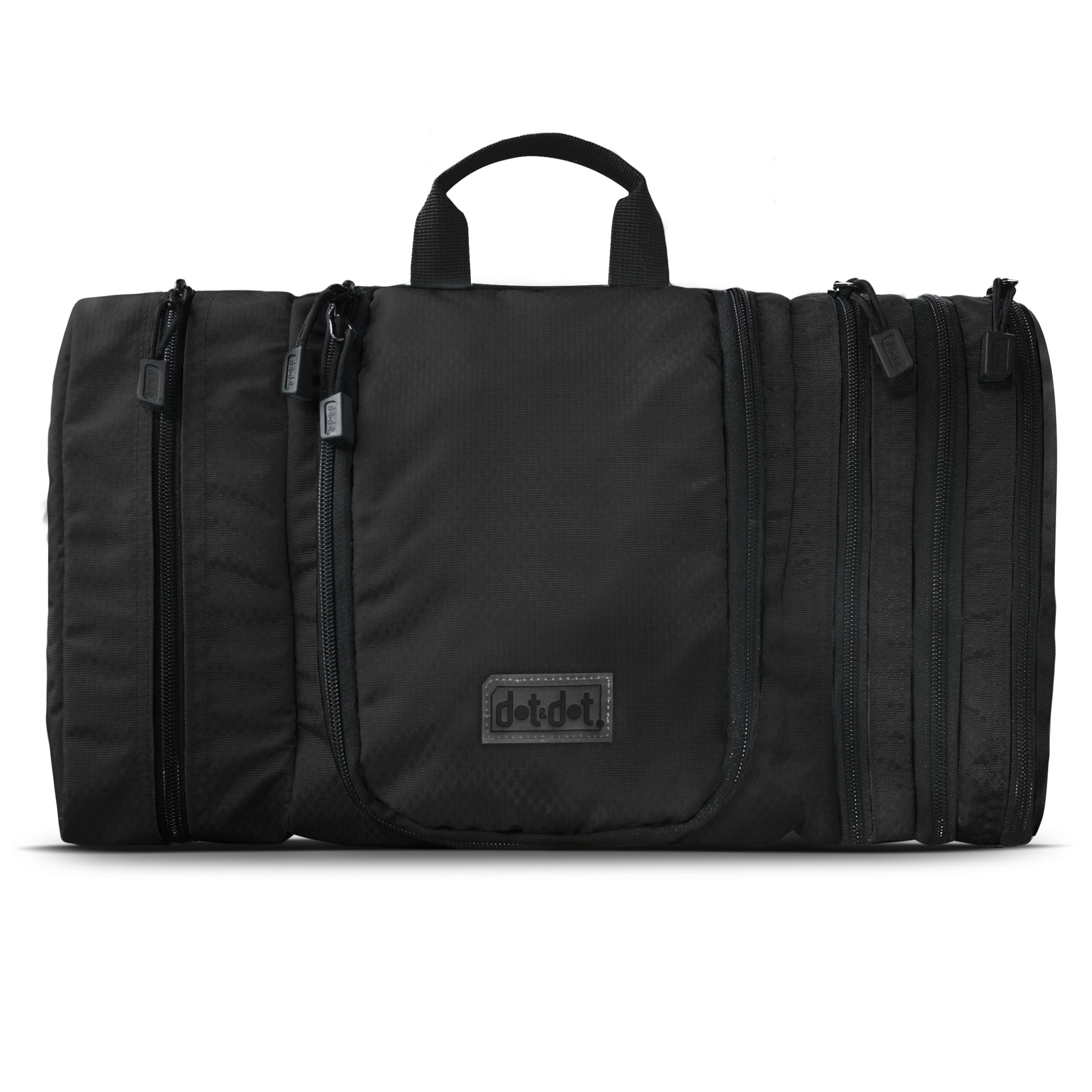 618135cbf63f This hanging toiletry bag is made of pure non-toxic 420D nylon that ...