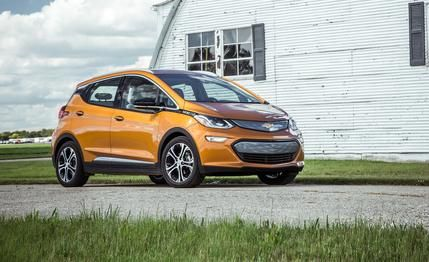 2020 Chevrolet Bolt Ev Review Pricing And Specs Chevrolet Camaro Models Fuel Efficient Cars