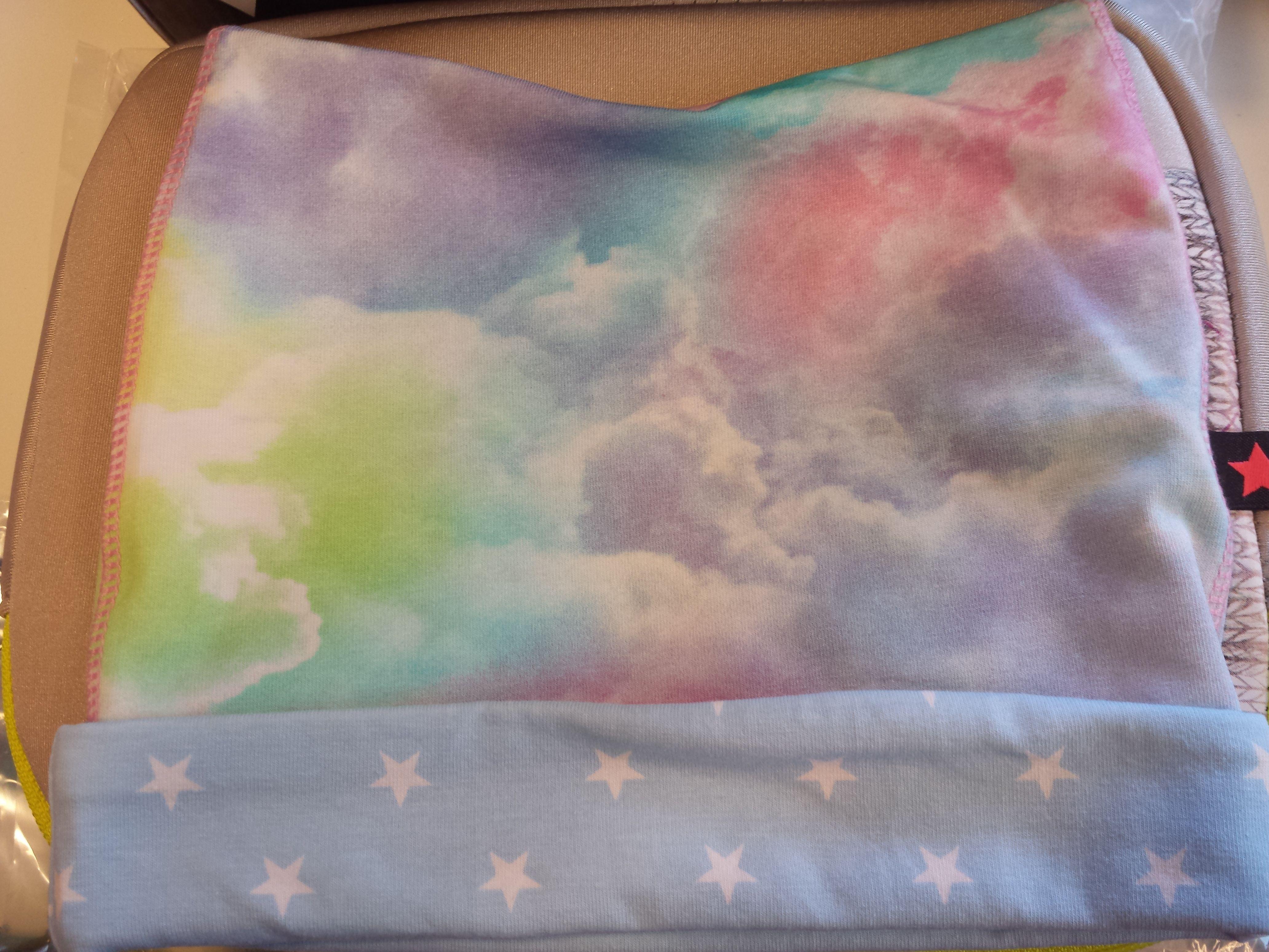 Molo Rainbow clouds SS14