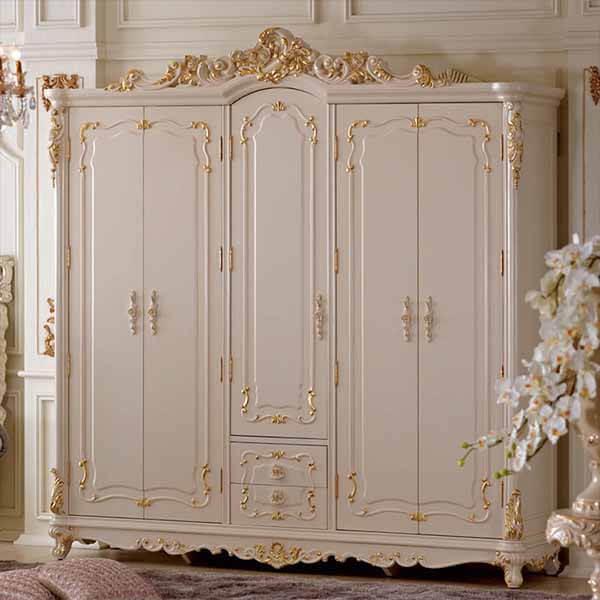Custom Big Wardrobe Closet For Bedroom 1020 in 2020