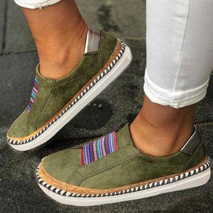 Buty Na Plaskim Obcasie Kobiece Buty Na Plaskim Obcasie Plaskie Obcasy Floryday Womens Fashion Shoes Womens Flats Womens Fashion Online Shopping