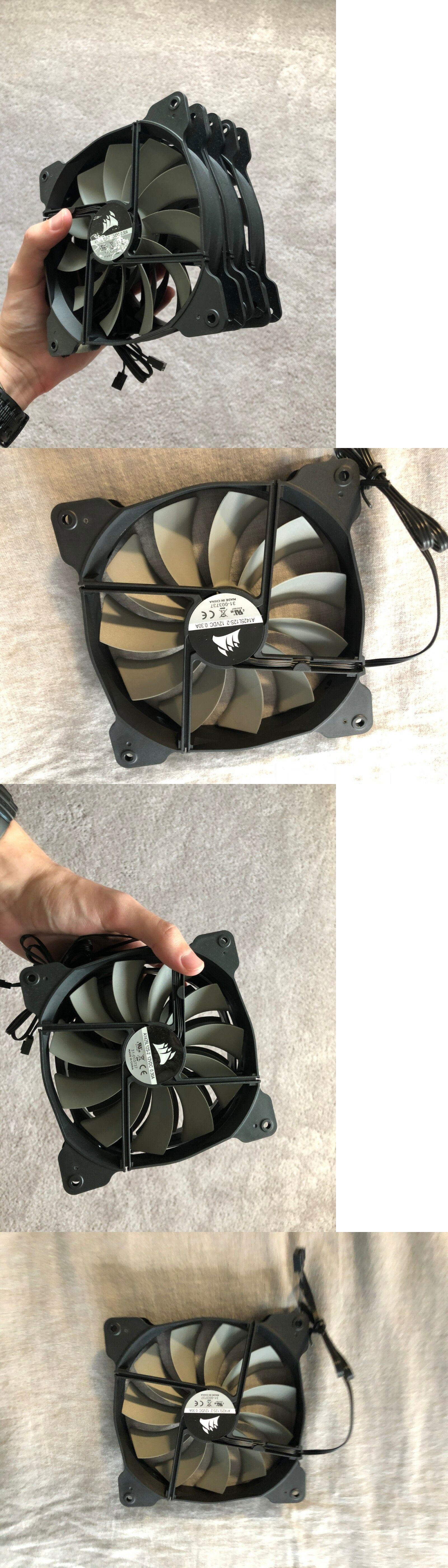 Corsair Air Series 140mm Case Fan  A1425L12S-2 US Seller