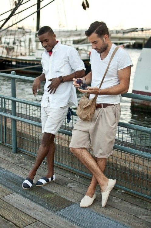 Mens fashion summer outfits