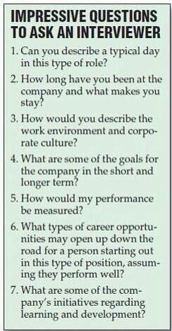 interview tips for