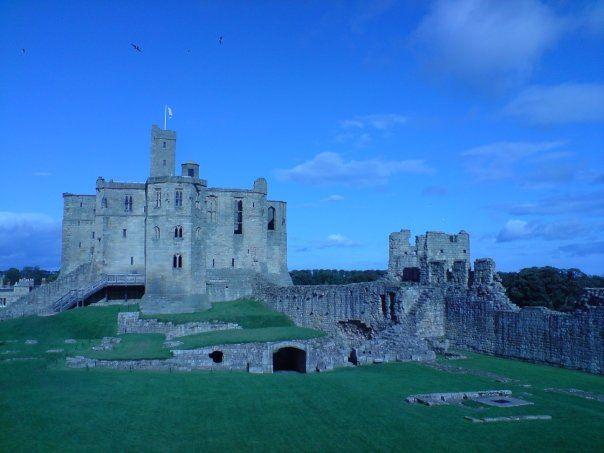 Warkworth Castle, Northumberland