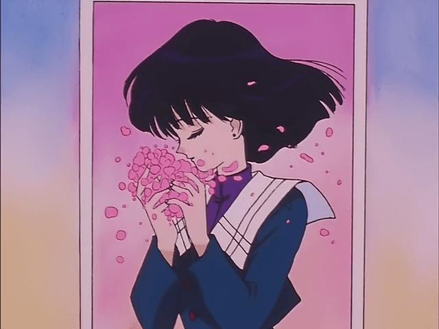 Style Icon: Hotaru Tomoe / Sailor Saturn